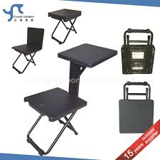 outdoor chair with table attached folding lawn chair with table attached folding table design