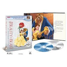 beauty beast 25th anniversary edition target exclusive
