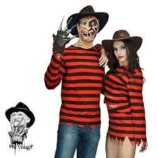 Freddy Krueger Halloween Costume Tv Books U0026 Film Dress Costumes Men Ebay