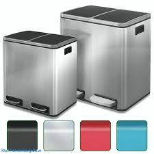 poubelle cuisine rectangulaire enchanteur poubelle cuisine tri selectif 3 bacs et poubelle tri