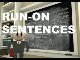 grammar vids for kids run on sentences youtube