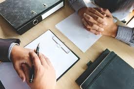 bureau des ressources humaines entrevue d emploi avec le gestionnaire des ressources humaines au