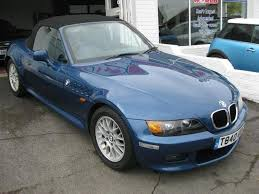 used bmw z3 convertible for sale used bmw z3 2 0 2003 petrol 2dr convertible blue manual for sale