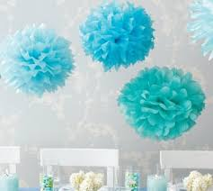 pom poms decoration