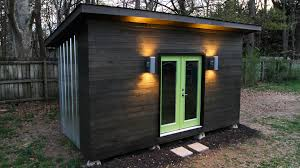 backyard studio tiny home builders