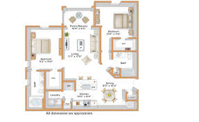 Casa Bella Floor Plan Our Floorplans Of Our Apartments Are Grande At Casa Brera Luxury