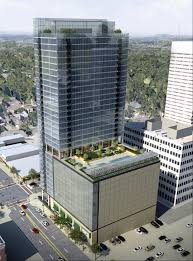 the big clayton development roundup nextstl a revised design for the 100m montgomery tower at the corner of s central avenue and forsyth boulevard has been submitted to the city of clayton