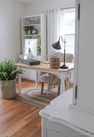 Country Home Office Furniture by Best 25 Farmhouse Office Ideas On Pinterest Farmhouse Desk