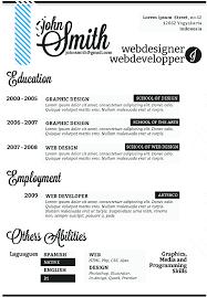 clean u0026 simple single page resume template