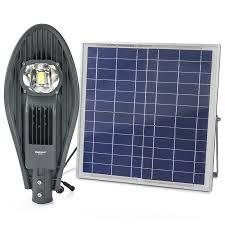 Outdoor Solar Panel Lights - zuke solar panel powered garden lamp 20w led automatic control
