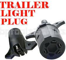 7 pin trailer plug ebay