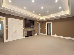 captivating ideas for finishing basement walls with finished