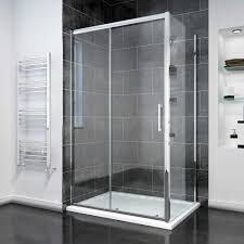 elegant bathrooms elegant showers birmingham bathrooms for elegant sliding door shower enclosure 8mm walk in screen cubicle with side panel