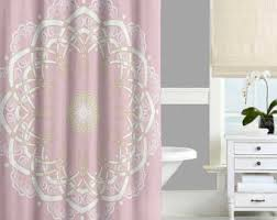 Yellow And White Shower Curtain Blue And Yellow Shower Curtain Floral Shower Curtain Gray