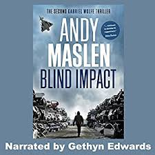 Audiobook For The Blind Blind Impact Audiobook Andy Maslen Audible Co Uk