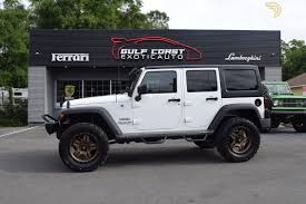 jeep rubicon all white 2016 jeep wrangler suv for sale 1644 dyler