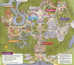 Printable Map Of Disney World by Walt Disney World 2013 Alex Ingram U0027s Weblog