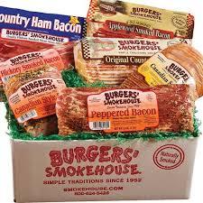 bacon gift basket colossal bacon sler pack gourmet smokehouse bacon gift box