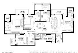 House Plans 4500 5000 Square 4500 Sq Ft One Story House Plans
