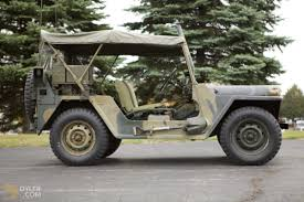 ford military jeep classic 1968 ford m151a military radio jeep off road for sale