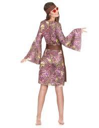 foto hippie figli dei fiori costume hippie figlia dei fiori per donna costumi adulti e