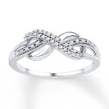 kay jewelers promise rings kay fashion rings infinity stackable u0026 more