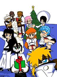 espada christmas party by sakurakaijuu on deviantart