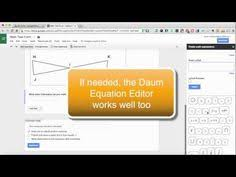 creating math worksheets in google docs youtube google