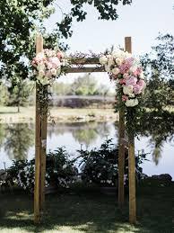 Wedding Arches Calgary Romantic Crystal Ridge Wedding Calgary Wedding Photographers