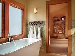 Craftsman Sconce Craftsman Master Bathroom With Master Bathroom U0026 Wall Sconce