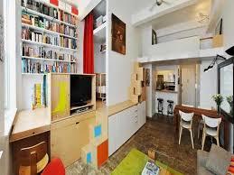 Storage Ideas Small Apartment Home Design Apartments Stunning Space Saving Book Storage Ideas
