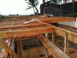 ke iki properties construction blog new garage footing basement