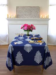 navy blue table linens modern paisley bedding window treatment and table linen navy blue