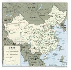 Rivers In China Map Geography Of China