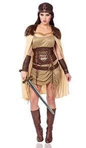 amazon warrior amazon com costume culture women s celtic warrior costume clothing