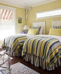 Guest Bedroom Bedding - gorgeous guest bedrooms traditional home