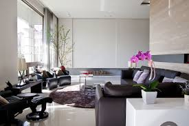 asian inspired living room with modern rug design hupehome