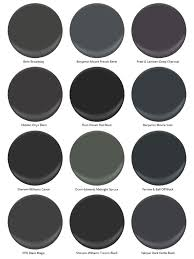 trade secrets the best black paint colors for any room rock