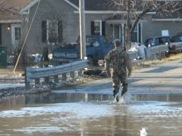 Flooding Missouri Map Tiny Town Of St Mary Flooded After Early Morning Breach Metro