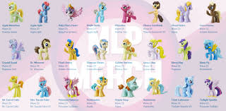 The Movie Blind Exclusive Images Of Wave 23 Mlp Blind Bags Characters Mlp Merch