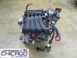 nissan sentra jdm cars 07 12 nissan sentra 2 0l twin cam 4cyl 16 valve engine jdm mr20de
