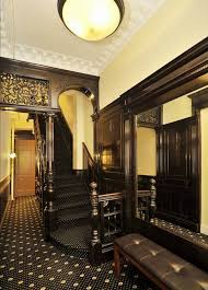 Best Gilded Interiors Images On Pinterest Victorian - Brownstone interior design ideas