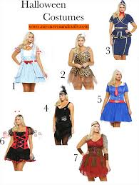 Sized Halloween Costume Size Halloween Costumes Curves Curls