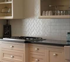 Kitchen With Glass Tile Backsplash Best 25 Matte Subway Tile Backsplash Ideas On Pinterest