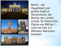 größte stadt deutschlands fläche berlin ppt herunterladen