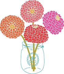 modern flower clipart cliparting com