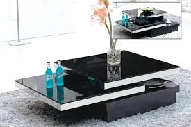 glass table ls amazon black glass coffee table in living room design modern high gloss