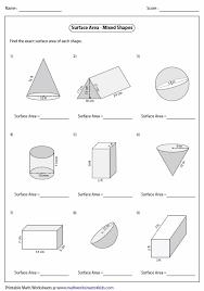 all worksheets finding volume worksheets printable worksheets