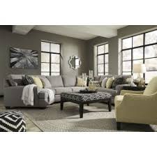 cresson pewter laf cuddler sectional from ashley coleman furniture