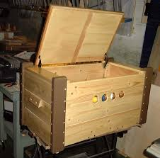Create Your Own Toy Chest by Built Your Own Ideas Scrap Wood Projects 2x4